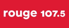 Logo Rouge FM